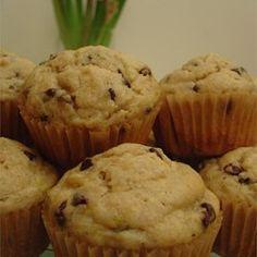 Banana Chip Muffins I - Allrecipes.com