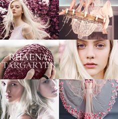 Rhaena Targaryen, daughter of Daemon Targaryen and Laena Velaryon.