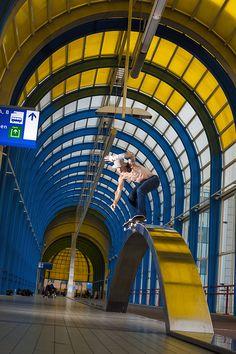 Thrasher Skateboard Magazine   Donald Dill Redux