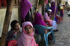 Amnesty accuses Myanmar military of 'crimes against humanity'