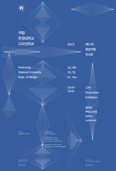 Designer like triangle by joo eunjeong, via Behance