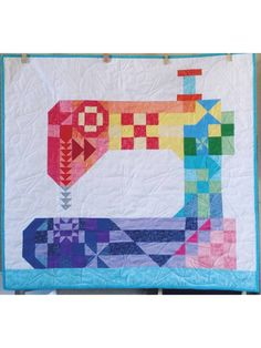 Free sewing machine quilt pattern from McCall's Quilts. Cute for a ... : sewing machine quilting patterns - Adamdwight.com