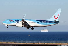 Boeing 737-8K5 aircraft picture