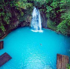 Kasawan Falls, Philippines