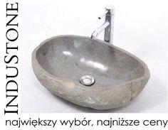 Kup teraz na allegro.pl za 469,00 zł - InduStone umywalka kamienna RIVER STONE rsb2 G (6265752005). Allegro.pl - Radość zakupów i bezpieczeństwo dzięki Programowi Ochrony Kupujących!