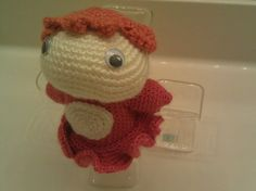 Ponyo by Crochet