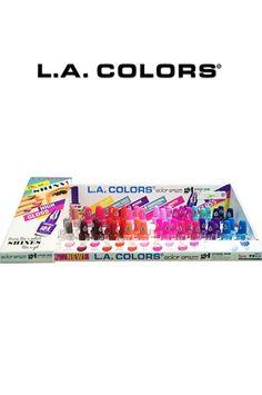 AOneBeauty.com - L.A. Colors Color Craze Extreme Shine Gel Polish (0.44oz), $3.99 (http://www.aonebeauty.com/l-a-colors-color-craze-extreme-shine-gel-polish-0-44oz/)
