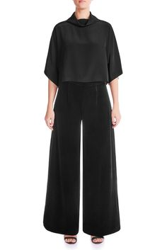 Made from black silk crêpe de chine. This top is cut for a loose fit and has dropped shoulders and a draped turtle neck for an easy-going silhouette. Signature Collection, Mulberry Silk, Silk Crepe, Black Silk, Women Wear, Turtle Neck, How To Wear, Fashion, House
