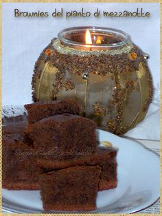 Brownies del pianto di mezzanotte (Midnight Cry Brownies)