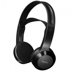 The clear sound of the Sony MDR IF245RK headphone. With its wide frequency range of 10 to 24,000Hz, these headphones give you good quality sound in the high, mid and low ranges. You can enjoy long hours of your favourite movies and music as this headphone boasts a 28 hour playback with its Ni-MH battery, which is easy to recharge. Being open-back, these headphones allow you to enjoy the natural sound of the audio. Thanks to the special muting function, this noise cancellation headphone.