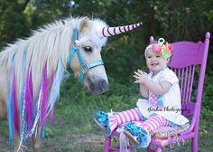 Unicorn mini sessions