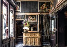 Das Le Bains in Paris war früher ein Badehaus. Heute ist es ein Hotel mit…