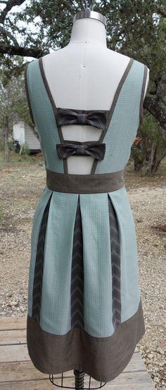 Bespoke Tea Dress