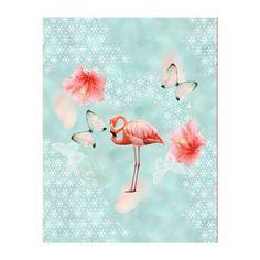 Tafelkleed flamingo