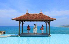 Coolest pool? Saman Villas Bentota Sri Lanka