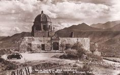 Palace of The Bishop, Monterrey, Nuevo Leon, Mexico | Echoes of Mexico