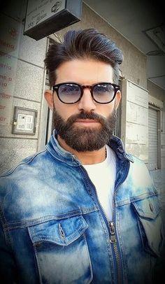 beards carefully curated — Nicola