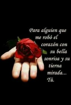 Lonely Love Quotes, Romantic Quotes For Wife, Morning Love Quotes, Love Heart Images, Beautiful Flowers Images, Amor Quotes, Wife Quotes, Spanish Inspirational Quotes, Spanish Quotes