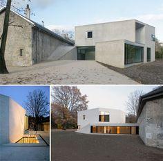 Charles Pictet Architecte at Sub-Studio Design Blog