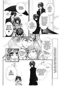 Vampire Knight 48.5 página 14 - Leer Manga en Español gratis en NineManga.com