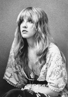 Stevie Nicks poses for a portrait circa 1976.   Read more: http://www.rollingstone.com/music/pictures/stevie-nicks-life-in-photos-20140526#ixzz39clbzkQz Follow us: @rollingstone on Twitter | RollingStone on Facebook