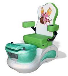 kids spa chair casters for hardwood floors 1190 pedicure https www ebuynails com shop princess 6 kid 1 350 00