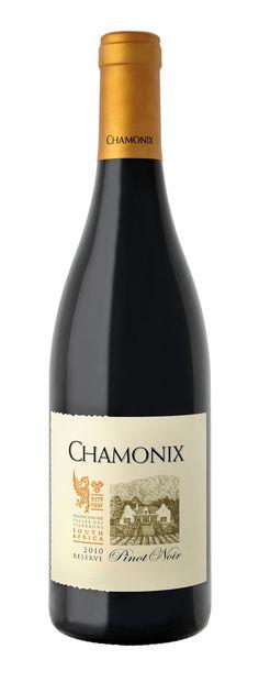 Cape Chamonix Reserve Pinot Noir 2010 (Platters Wine of the Year 2012) wine / vinho / vino mxm