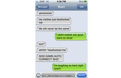 Mom FF - The 50 Funniest Auto-Correct Fails | Complex
