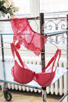 Beauty begins with beautiful lingerie. #stockalovesparis