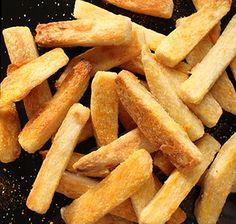 Réalisez vos frites d'igname au four !