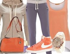 sporty - Click image to find more fashion posts