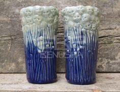 """""""Skeletons"""" tiki mugs. """"Kościeje"""" tiki mugs, hand-made ceramics. 500ml. by Benusha - ceramika"""
