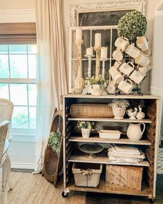 200 Farmhouse Coffee Bar Inspo Ideas In 2020 Coffee Bar Decor Coffee Bar Home