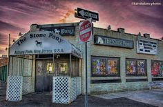 The Stone Pony first opened - 1974.