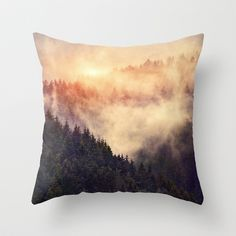 In My Other World Throw Pillow $20