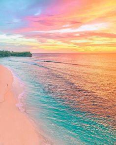New Photography Beach Ocean Beautiful Sunset Ideas Beautiful Sunset, Beautiful Places, Pretty Pictures, Ocean Pictures, Pictures Of The Beach, June Pictures, Peace Pictures, Sunrise Pictures, Sunset Pics