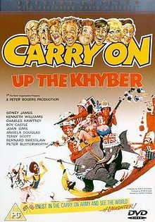 Carry on film hilarious!