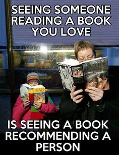 They're reading the EXACT same book..