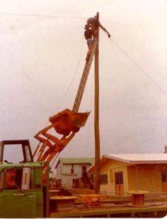 tractorcaterpillarladder