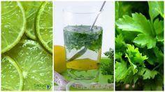 limon y perejil para bajar de peso