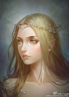 Elven Princess, Fantasy Princess, Princess Art, Fantasy Girl, Fantasy Fairies, Fantasy Women, Fantasy Character Design, Character Inspiration, Character Art