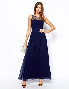 Find the best selection of Little Mistress Maxi Dress with Embellished Gathered Bodice. Shop today with free delivery and returns (Ts&Cs apply) with ASOS! Bridesmaid Dresses, Prom Dresses, Wedding Dresses, Bridesmaid Ideas, Long Dresses, Bridesmaids, Semi Formal Dresses, Strapless Dress Formal, Wedding Attire