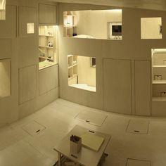 Les architectes du studio russe Rue Temple nous font découvrir leur projet de chambre pour enfants.