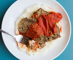 Easy, delicious, nutritious, family-friendly meatloaf!  http://stalkerville.net/ #paleo #glutenfree