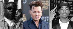 """Johnny Depp podría protagonizar Labyrinth la historia del detective que investigó los asesinatos de Tupac Shakur y Notorius B.I.G.  """"El actor estrena el 26 de mayo de 2017 la quinta entrega de la saga 'Piratas del Caribe'."""" No está siendo un año fácil para Johnny Dep..."""