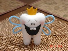 Tooth Fairy Pillow Pal EPattern by simplysweetgifts on Etsy