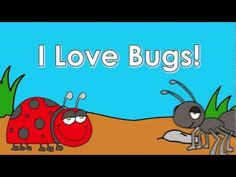 Download CD at http://www.cdbaby.com/cd/mapleleaflearning    A very simple song meant for very young learners. Make an action for each insect and sing along!