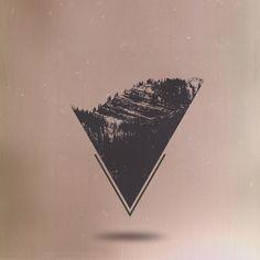 #Transcendentalist #Art #tattoo #ink #geometric #triangle
