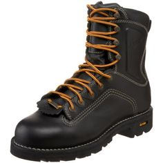 Danner Men's Quarry GTX 8 AT Boot,Black,8 D US Triple stitched for increased durability. Waterproof Gore-tex liner. Memory foam insert for comfort. Hand-crafted stitchdown construction. Full grain leather for superior protection and a classic look.  #Danner #Shoes