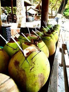 Cocos en Mexico.